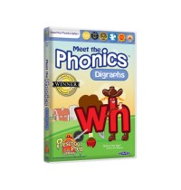 Meet the Phonics 2 - Digraphs Video